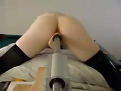 Секс машина доставляет удовольствие