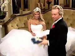 Супер секс с красоткой невестой