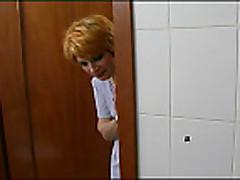 Зрелая Кристина из России